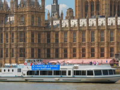 UKinbound releases new data and issues urgent support request to Government by boat