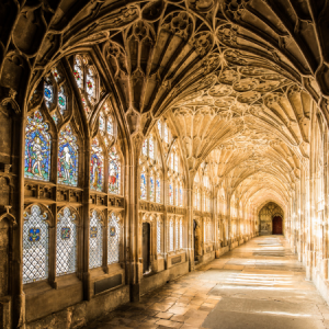 Gloucester Cathedral Ninth 'Most Instagrammable' Cathedrals