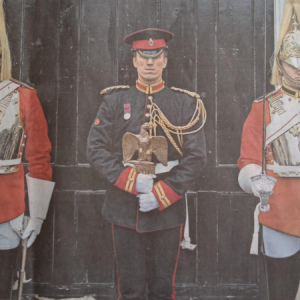 New Waterloo exhibition opens at Household Cavalry Museum