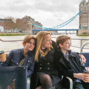 Uber Boat by Thames Clippers offers family-friendly activities this summer