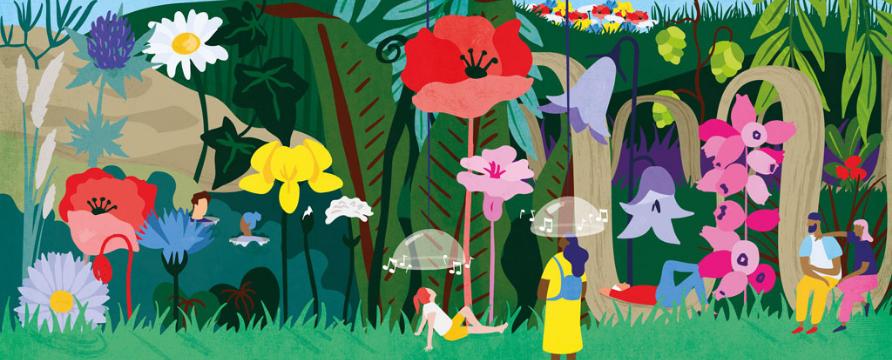 Visit Kew Gardens
