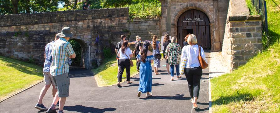 Summer fun at Nottingham Castle