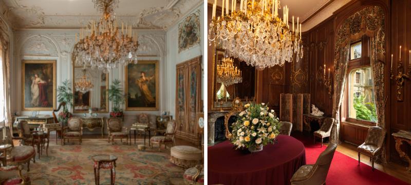 Waddeson Manor interiors