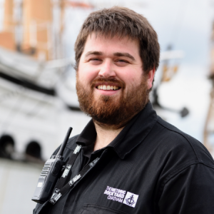 Chatham Historic Dockyard appoints new Heritage Engineering & Historic Ships Manager