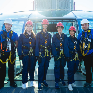 British Airways i360 offers new Tower Top Climb experience