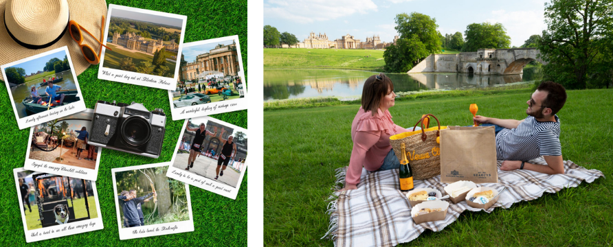Blenheim Palace offers new summer activities and events for all